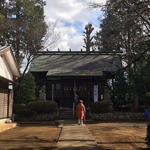 国分寺神明社