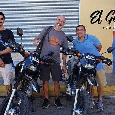 El Gato Moto Rentals Nicaragua