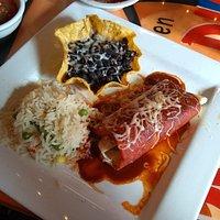 Burrito lunch special