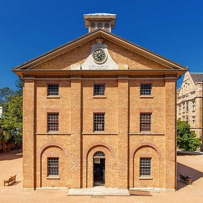 Hyde Park Barracks. Photo © Doug Riley for Sydney Living Museums