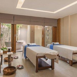 Indoor Treatment Room