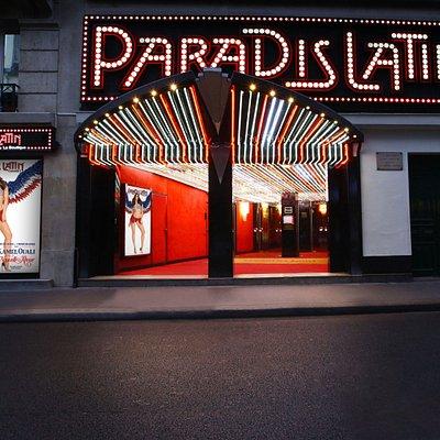 Façade du Paradis Latin