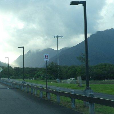 The West Maui Mountains, wow!