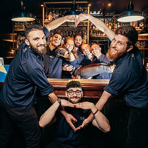 Come down to Be At One today, we make every drink with love and with you in mind  #beatonpiccadilly