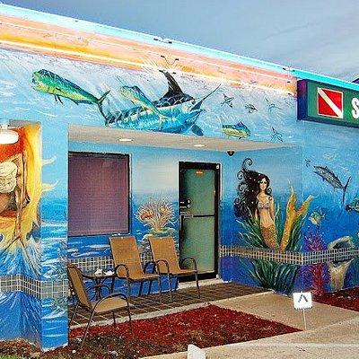 Atlantic Pro Diver SCUBA Shop Exterior