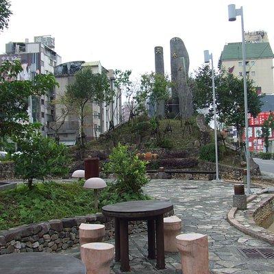 礁溪地景廣場
