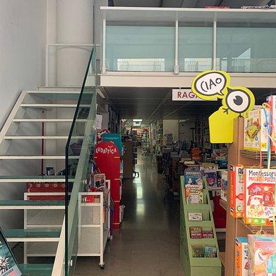 negozio libreria