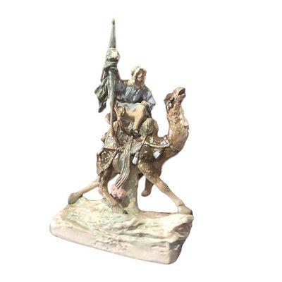 Amphora Man on Camel