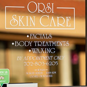 Orsi Skin Care Store Front