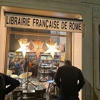 Libreria Francese a Roma