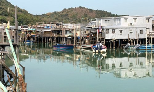 Tai O - fishing village