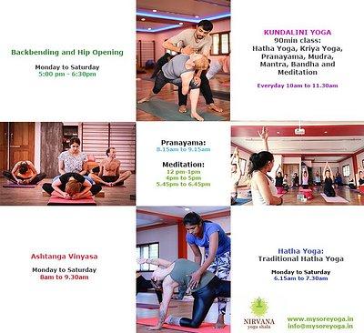Yoga Regular Classes