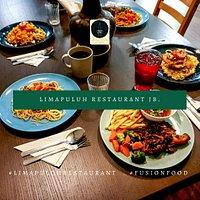 Fusion Food Selection