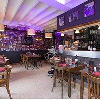 La salle côté Bar