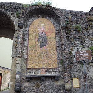 Porta San Martino - Randazzo, Sicily
