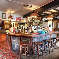 Our fantastic traditional bar with a warm welcome for all.