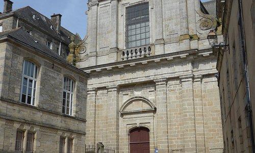 Quimper, La Chapelle des Jésuites