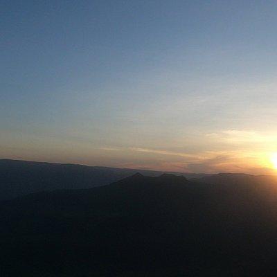 Visão privilegiada de toda a região em 360° e o belíssimo Por-do-Sol no horizonte para fechar com chave de ouro um dos maiores e mais bonitos atrativos do Sul do País!!!!