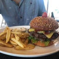 pagoda burger