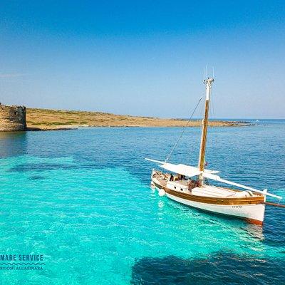 Escursioni Asinara, gite asinara