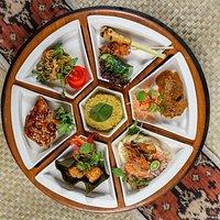 Balinese Rijsttafel