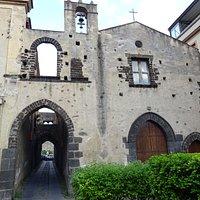 Santa Maria della Volta - Randazzo, Sicily
