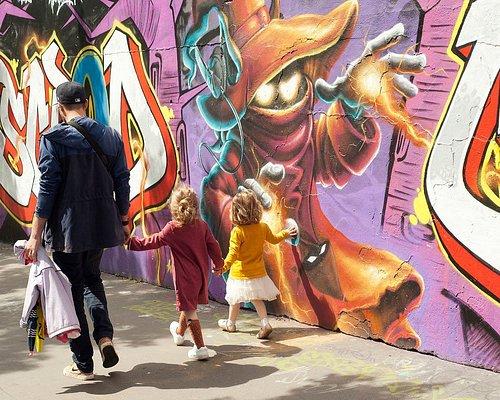 Street art tour #ExploreParis #GreaterParis