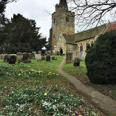 St Mary the Virgin Church, Lamberhurst, Kent