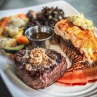 Steak & Lobster at Schafer's Coastal Bar & Grille