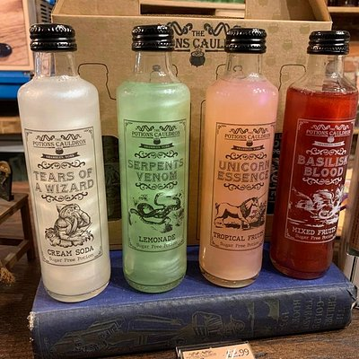 Magic Drinkable Potions