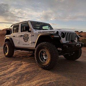 Moab trail ready!
