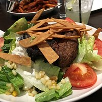 Steak + Avocado salad
