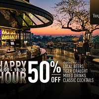 Happy Hour - Terraco Sky Bar