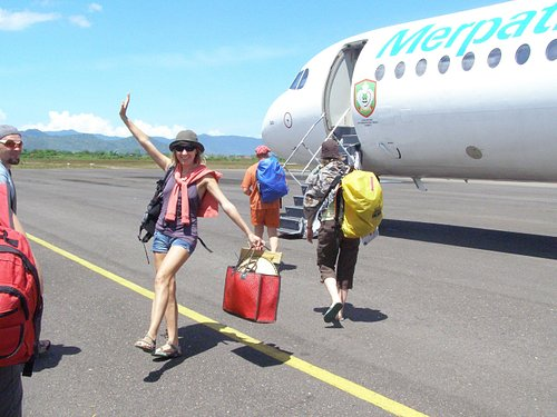 Our European Group OTW to Flores and Komodo organized by Lombok Network Holidays