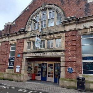 Ulverston Market Hall