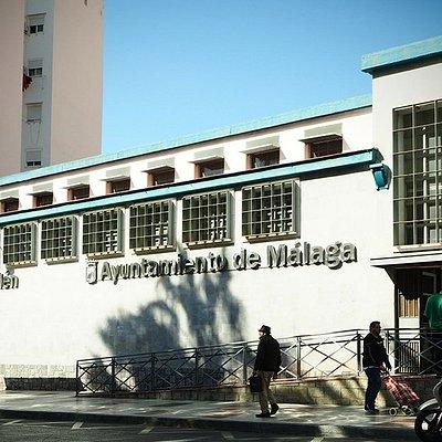 Exterior del Mercado de Bailén.