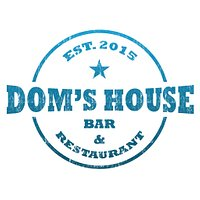 Doms House Logo - Come join us!