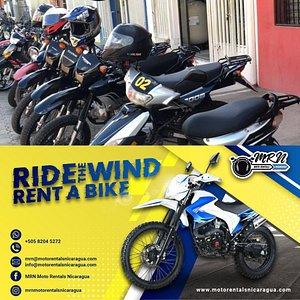 Contamos con una variedad de Motos disponibles para siempre atender a nuestros clientes !