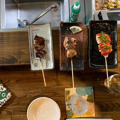 Japanese Sumibiysli restaurant KOU