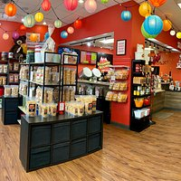 Our store is full of goodies in all kinds of flavors.