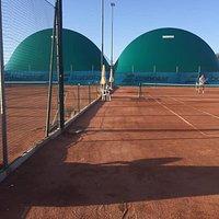 3 Campi da Tennis all'aperto