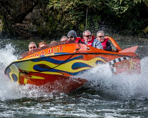 Camjet Jet Boat