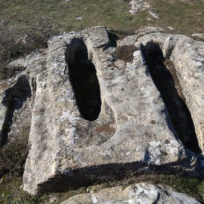 Necrópolis de Corvio