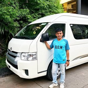 Our amazing driver Watt, he has immense knowledge about Laos and was so much fun to be around!