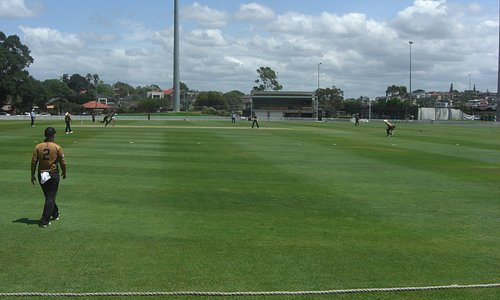 A view from the boundary