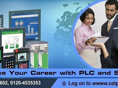 Cetpa Infotech  provides best Industrial Automation Training and placement assessment guarantee.