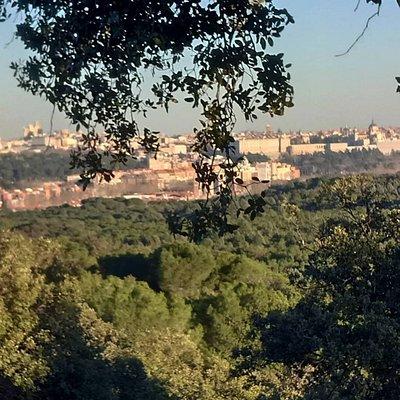 Mirador del Cerro de Garabitas