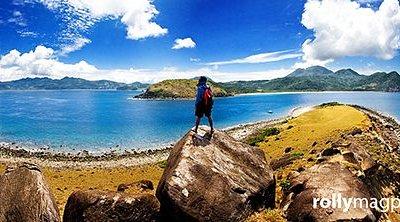 Pinon Island, Camiguin Norte, Babuyan Islands, Philippines