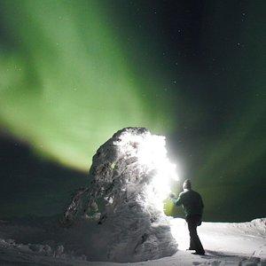 Northern Lights Watching Night-February 2020