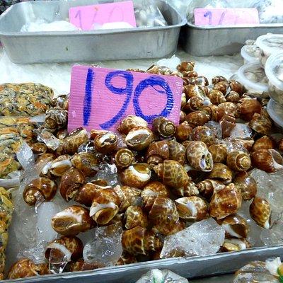 escargots de mer